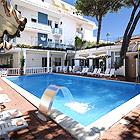Hotel Villa Dei Fiori - Hotel tre stelle - Viserbella