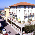 Hotel Villa Dei Gerani - Hotel drei Sterne - Rivabella