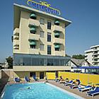 Hotel Metropole - Hotel drei Sterne superior - Rimini - Marina Centro