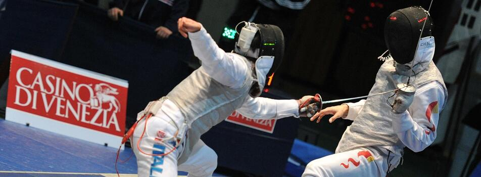 Offer Fencing Grand Prix Trophy Nostini in Riccione from April 30 to May 6