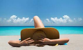 Juillet: Mer, soleil, relax- hôtel près de la mer à Rimini