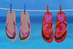 Vacances relaxantes en juillet dans l'hôtel à Rimini avec forfait famille 2+2=3