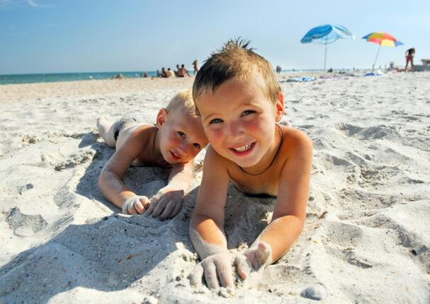 Special offer for the first week of June at a hotel Rimini with kids free + parks free