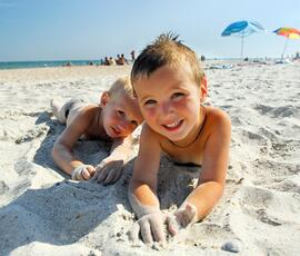 Special offer for the week of 1-7 June 2014 in a hotel in Rimini with kids up to 12 years free