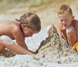Special Offer for the week of June 8-14 2014 in a hotel in Rimini, kids up to 6 years old free