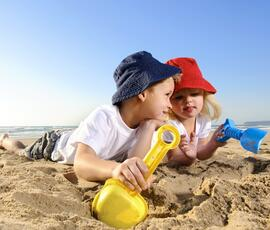 Special Offer, 15-21 June in hotel in Rimini with two kids up to 6 years old staying for free
