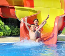 Special offer 21-28 June in hotel in Rimini with children up to 16 years at half price and free park