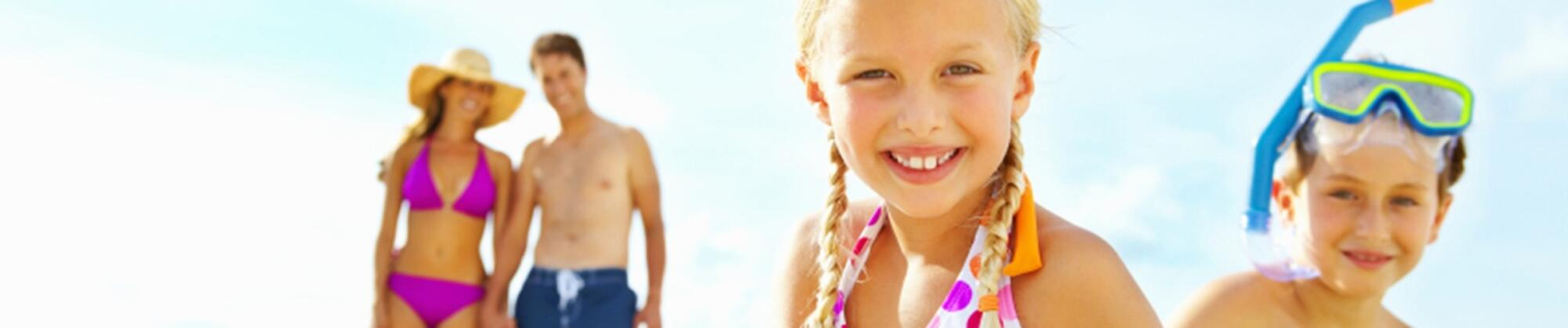 Offer 2nd week of July: all-inclusive holiday with discounts for children