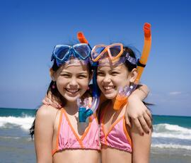 July 11 - 18 Offer in a hotel by the sea in Rimini with baby at -50%