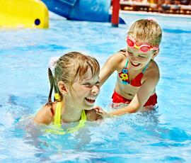 September Offer Rimini - Hotel with beach, pool and kids free