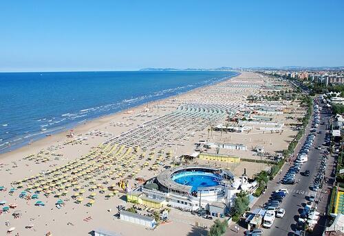 Hotel all ' inclusive a Rimini