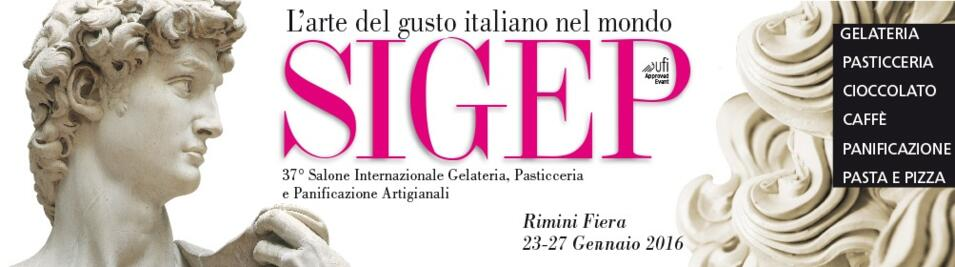 SIGEP : Rimini 17th - 21nd Jenuary 2015