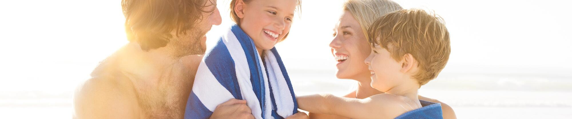 Offer for 2nd September week in family hotel with one-child-goes-free, pool and bikes