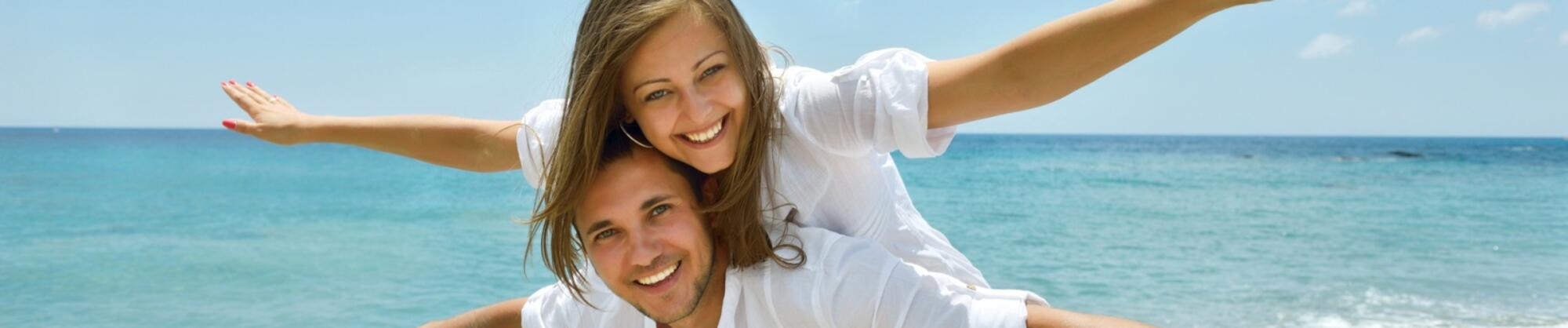 Special Offer first week of June for couples, all-inclusive at hotel by the beach in Rimini.