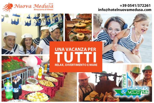 Offerta Prima Settimana di Giugno 2018 a Rimini