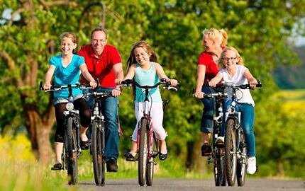 Ciclo Vacanze in Residence a Marina di Ravenna con tanti servizi dedicati