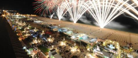 Offerta Capodanno Rimini in hotel con spa Marina Centro vicino a Piazzale Fellini