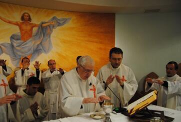 Esercizi Spirituali per Sacerdoti e Religiosi