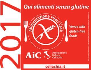 Ristorante garantito dall' Associazione Italiana Celiaci a San Giovanni Rotondo