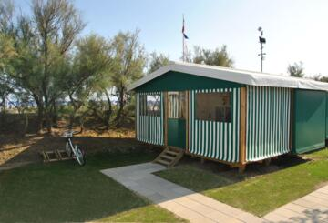 Live tent for the whole month of July starting from €699,00*