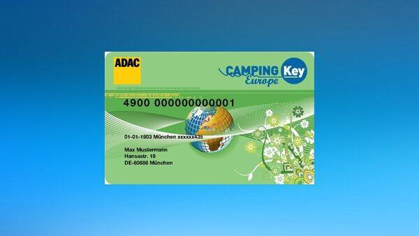 Convenzioni ADAC CAMPING KEY