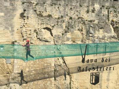 Mega Ponte Tibetano e Zip Line Cava Balestrieri San Marino