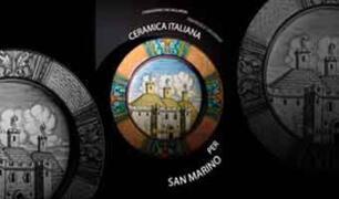 Ceramica italiana per San Marino - Manifatture e Maestri della prima metà del Novecento