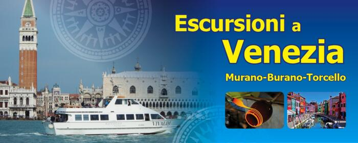 Excursions to Venice and Islands