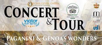 Concert & Tour - Paganini e le meraviglie di Genova