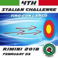 Risultati immagini per The Italian Challenge Archery Indoor Tournament