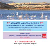 09-11.06.2016 CAGLIARI - 5th ADVANCED IAN DONALD COURSE ON FETAL-PERINATAL AND NEONATAL ULTRASOUND