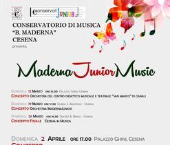 L'Orchestra Giovanile dell'Istituto Musicale Sammarinese in concerto a Cesena