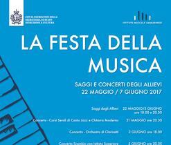 La Festa della Musica 2017