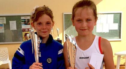 Torneo Giovanile u/10 di Rimini: Arina Shumova vince il titolo!