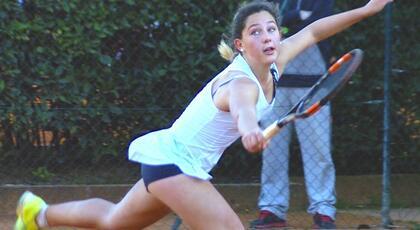 ITF 10.000$ di Roma: Viviani cede alla Fossa Huergo (n.1).