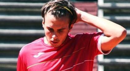 ITF Futures di Modena: De Rossi esce di scena.