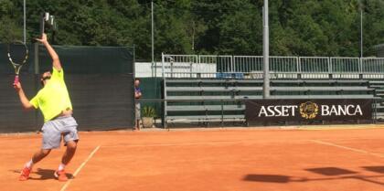 ASSET BANCA Junior Open: Marco De Rossi centra i quarti.