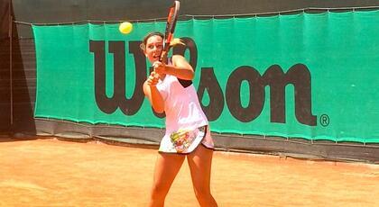ASSET BANCA Junior Open: Viviani in finale nel doppio.