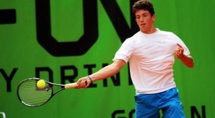 Viserba Open: Bertuccioli avanza agevolmente al secondo turno