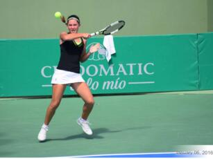 Maria Vittoria Viviani avanza al secondo turno nel torneo ITF Junior G1 di Baranquilla Colombia