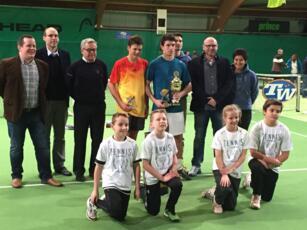 Federico Bertuccioli: arriva il primo titolo Itf Junior
