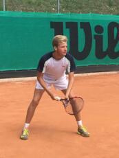 Matteo Maria Sperati in evidenza al Torneo Open di Villanova di Bagnacavallo