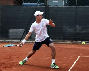 Leonardo Dell'Ospedale si ferma solo in finale nel torneo Open di Torre Pedrera