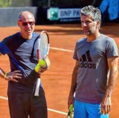 Corrado Barazzutti alla San Marino Tennis Academy: stage da mercoledì 14 a venerdì 16 dicembre
