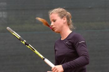 Isabella Tcherkes Zade si piazza in semifinale all'Open di Trento