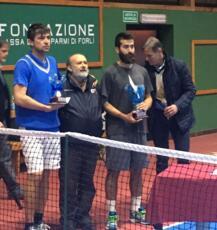 Andrea Grossi concede il bis vincente nell'Open del Villa Carpena Forlì