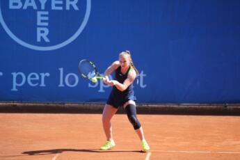 Isabella Tcherkes Zade a un soffio dal tabellone principale nell'under 18 ITF di Salsomaggiore