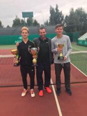 Alexander Binda cala la doppietta vincente nel torneo ITF Junior Tour di Togliattigrad