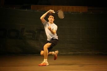 TE under 16 di Budapest: Bertuccioli sconfitto in finale.