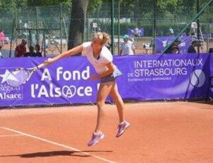 ITF di Grado: Kovalets battuta dalla Crawford.